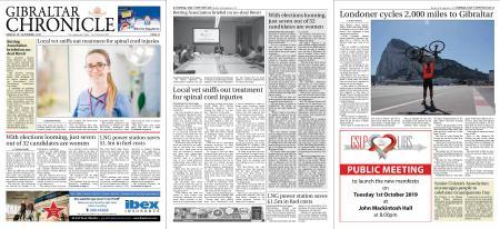 Gibraltar Chronicle – 30 September 2019