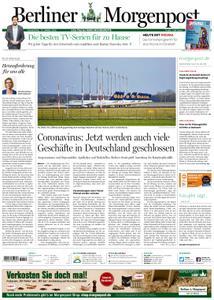 Berliner Morgenpost – 17. März 2020