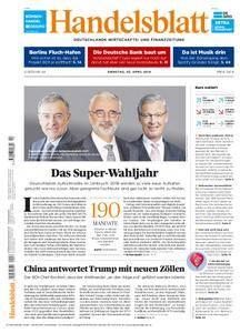 Handelsblatt - 03. April 2018