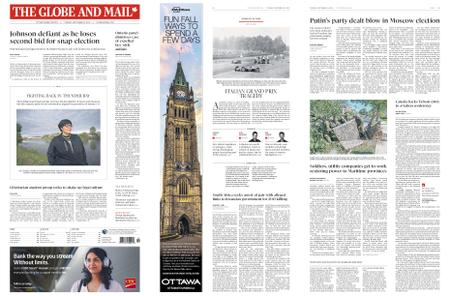 The Globe and Mail – September 10, 2019