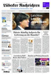 Lübecker Nachrichten Ostholstein Süd - 02. Dezember 2017