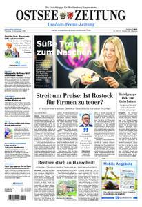 Ostsee Zeitung Wolgast - 20. November 2018