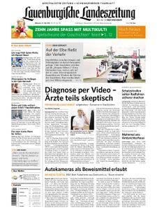 Lauenburgische Landeszeitung - 16. Mai 2018