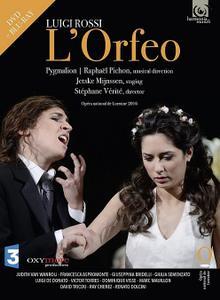 Raphael Pichon, Pygmalion - Luigi Rossi: L'Orfeo (2017) [BDRip]