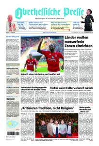 Oberhessische Presse Marburg/Ostkreis - 13. Mai 2019