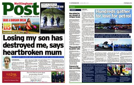 Nottingham Post – April 02, 2019