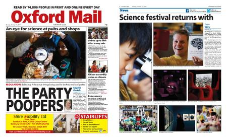 Oxford Mail – October 21, 2019