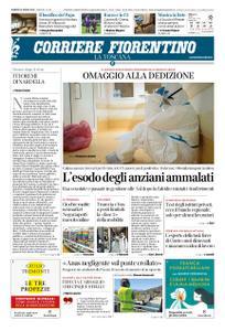 Corriere Fiorentino La Toscana – 10 aprile 2020