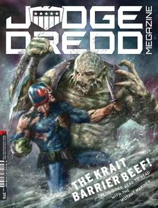 Judge Dredd Megazine 370 (2016) (Digital) (DR & Quinch-Empire