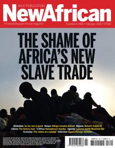 New African - February 2018