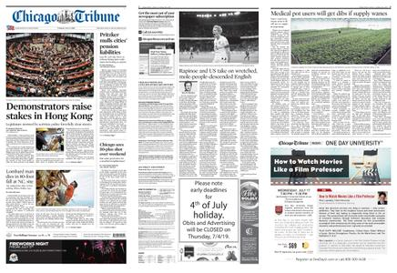 Chicago Tribune – July 02, 2019