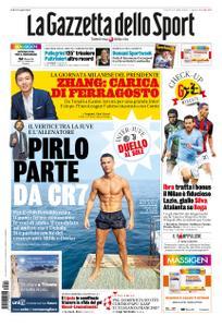 La Gazzetta dello Sport Sicilia – 14 agosto 2020