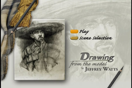 Drawing from the Model by Jeffrey Watts [repost]