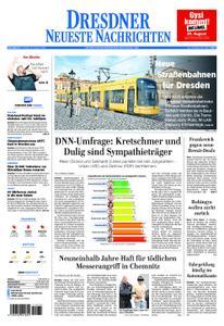 Dresdner Neueste Nachrichten - 23. August 2019
