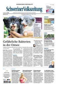 Schweriner Volkszeitung Hagenower Kreisblatt - 24. Juli 2018