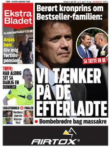 Ekstra Bladet – 24. april 2019