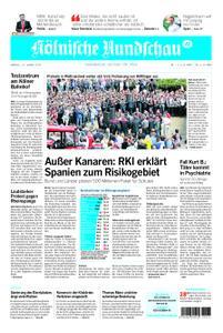 Kölnische Rundschau Wipperfürth/Lindlar – 15. August 2020