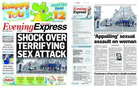 Evening Express – August 13, 2018