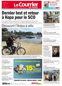 Le Courrier de l'Ouest Angers – 15 août 2020