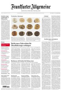Frankfurter Allgemeine Zeitung F.A.Z. - 10. Oktober 2018