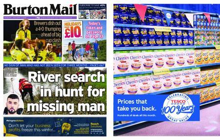 Burton Mail – January 07, 2019