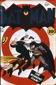 Batman - 007 (c2c) (1941) (MF) (Ow-Ontologoy-Snard) (ABPC