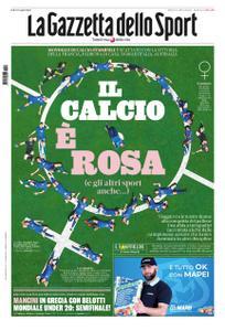 La Gazzetta dello Sport Roma – 08 giugno 2019