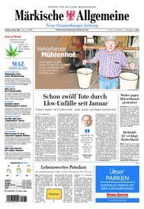 Neue Oranienburger Zeitung - 18. Mai 2018