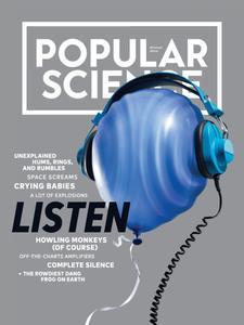 Popular Science USA - October/November 2019