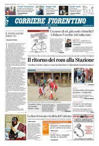 Corriere Fiorentino La Toscana - 14 Agosto 2018