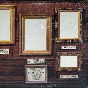 Emerson, Lake & Palmer - Pictures At An Exhibition (1971) US Richmond Pressing - LP/FLAC In 24bit/96kHz