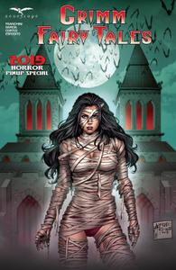 Grimm Fairy Tales 2019 Horror Pinup Special 2019 digital The Seeker
