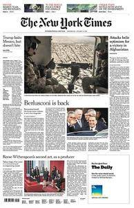 International New York Times - January 31, 2018