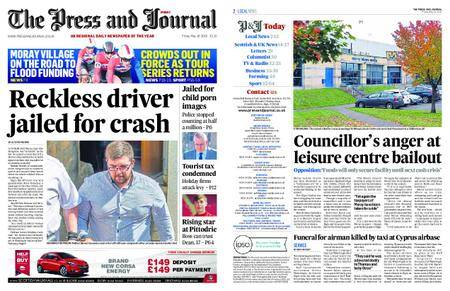 The Press and Journal Moray – May 18, 2018