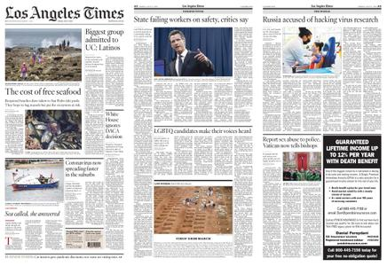 Los Angeles Times – July 17, 2020
