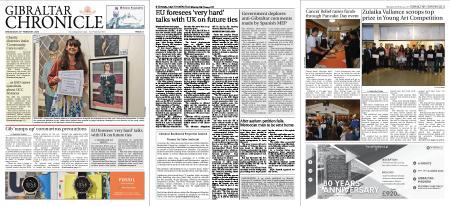 Gibraltar Chronicle – 26 February 2020