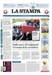 La Stampa Imperia e Sanremo - 30 Luglio 2019