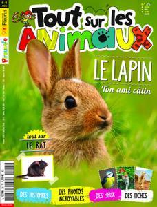 Pirouette Tout sur les Animaux – avril 2020
