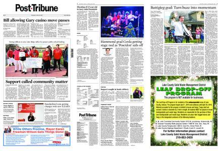 Post-Tribune – April 25, 2019