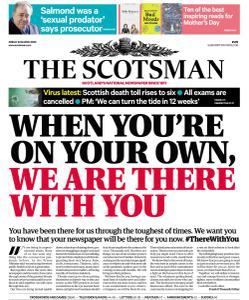 The Scotsman - 20 March 2020