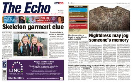Evening Echo – March 02, 2021