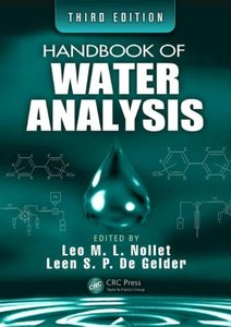 Handbook of Water Analysis, Third Edition (repost)