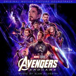 Alan Silvestri - Avengers: Endgame (Original Motion Picture Soundtrack) (2019)