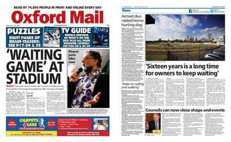 Oxford Mail – July 18, 2020