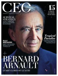The CEO Magazine Asia – December 2020