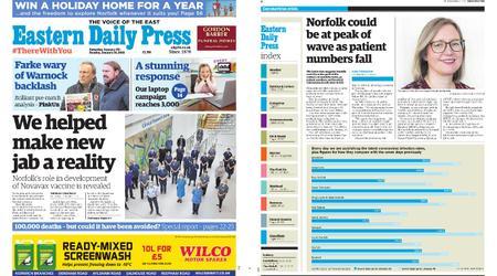Eastern Daily Press – January 30, 2021