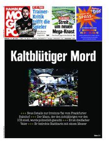Hamburger Morgenpost – 31. Juli 2019