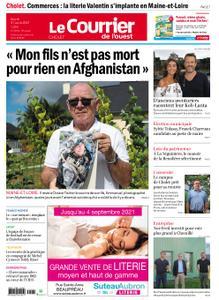 Le Courrier de l'Ouest Cholet – 31 août 2021