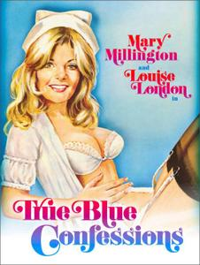 Mary Millington's True Blue Confessions (1980) + Extra
