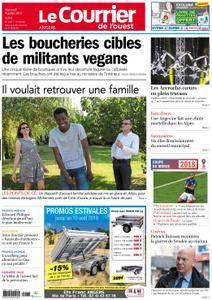 Le Courrier de l'Ouest Angers - 04 juillet 2018
